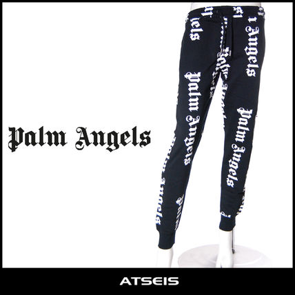 Printed Pants Monogram Street Style Patterned Pants