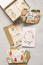 Anthropologie Greeting Cards