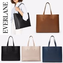 Everlane A4 Plain Leather Totes