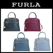 FURLA PIPER Leather Shoulder Bags