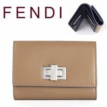 FENDI PEEKABOO Folding Wallets