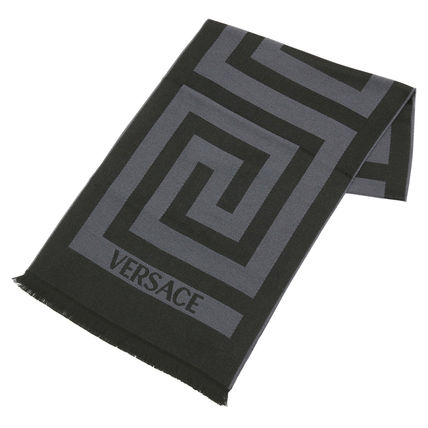 VERSACE Wool Scarves