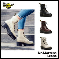 Dr Martens Street Style Mid Heel Boots