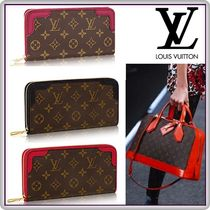 Louis Vuitton ZIPPY WALLET Zippy Wallet Retiro