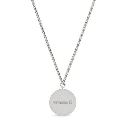 Street Style Silver Necklaces & Pendants