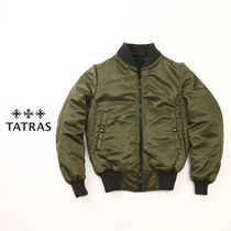 TATRAS Short Plain Bomber Jackets