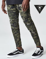 CAYLER&SONS Camouflage Denim Street Style Joggers Jeans & Denim