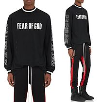 FEAR OF GOD Street Style T-Shirts