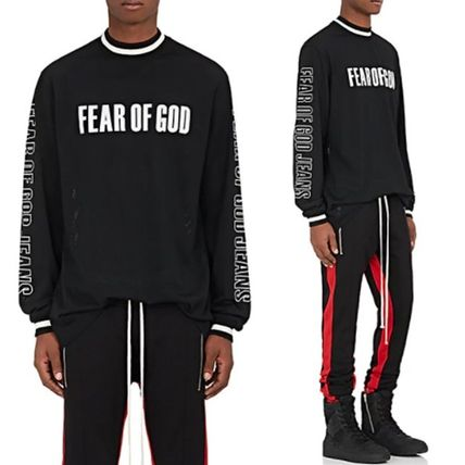 8bc12ad1ddfc ... FEAR OF GOD More T-Shirts Street Style T-Shirts ...