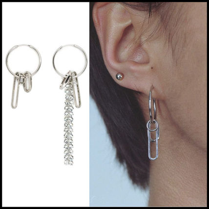 Justine Clenquet Earrings & Piercings