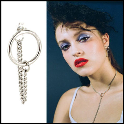 Justine Clenquet Unisex Earrings & Piercings