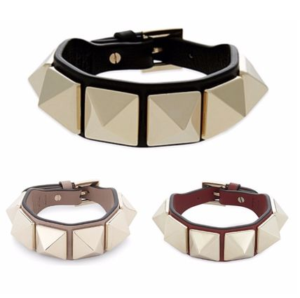 VALENTINO Bracelets Leather Bracelets 2