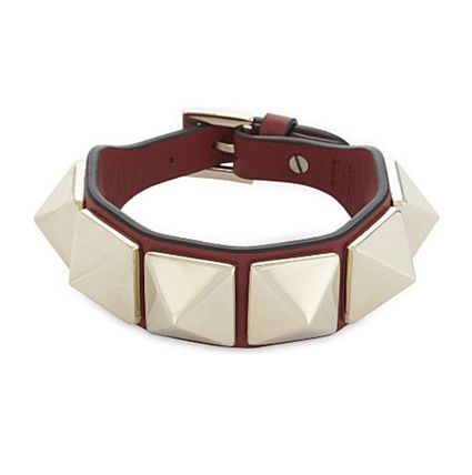 VALENTINO Bracelets Leather Bracelets 9