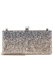 Jimmy Choo 2WAY Bi-color Chain Party Style Clutches