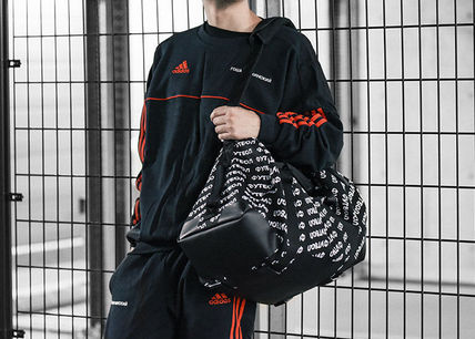 Gosha Rubchinskiy Street Style Collaboration 2WAY 3WAY Boston Bags