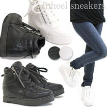 Wedge Platform & Wedge Sneakers