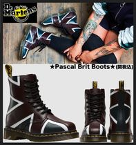 Dr Martens Casual Style Unisex Mid Heel Boots
