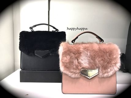 ALDO Faux Fur Handbags