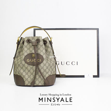 4fc94704f08 ... GUCCI Backpacks GG Supreme Canvas Backpack London department store new  item  ...