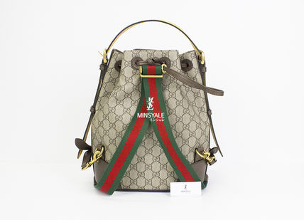 a8b3837f065 ... GUCCI Backpacks GG Supreme Canvas Backpack London department store new  item  4 ...