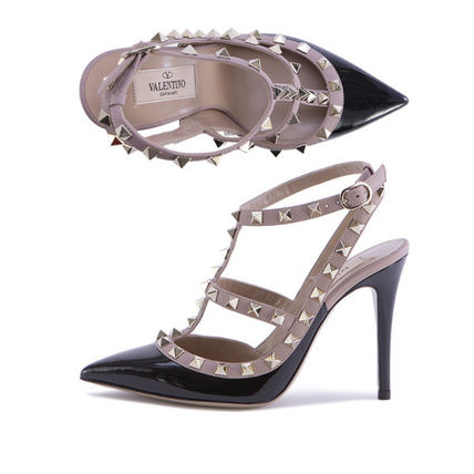 VALENTINO More Pumps & Mules Street Style Leather Pumps & Mules 2
