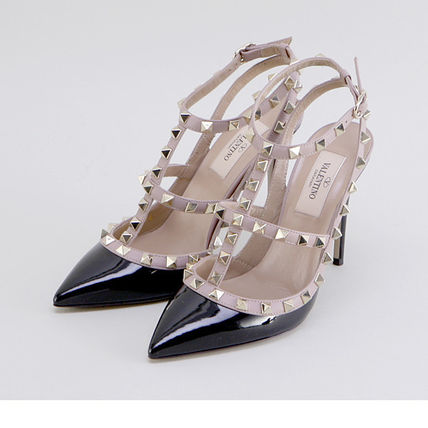 VALENTINO More Pumps & Mules Street Style Leather Pumps & Mules 3