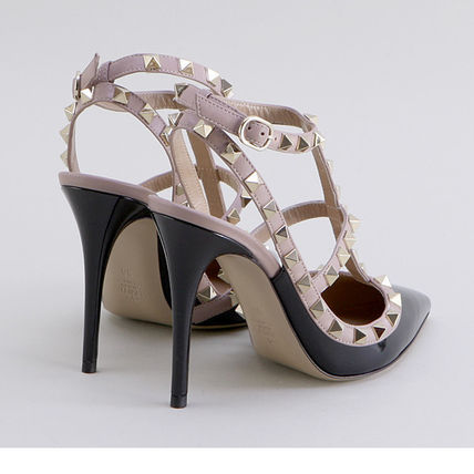 VALENTINO More Pumps & Mules Street Style Leather Pumps & Mules 4