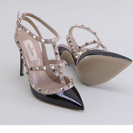 VALENTINO More Pumps & Mules Street Style Leather Pumps & Mules 5