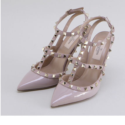 VALENTINO More Pumps & Mules Street Style Leather Pumps & Mules 7
