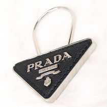 PRADA Casual Style Leather Accessories