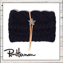 Ron Herman Star Casual Style Plain Clutches