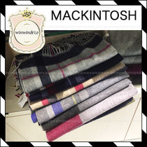 MACKINTOSH Cashmere Scarves