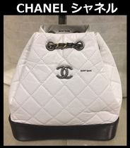 CHANEL TIMELESS CLASSICS Casual Style Calfskin Bag in Bag Bi-color Chain Plain