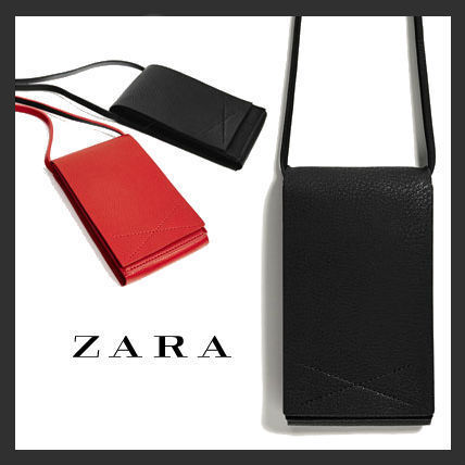 ZARA Unisex Plain Smart Phone Cases