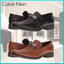 Calvin Klein Loafers Faux Fur Plain Loafers & Slip-ons