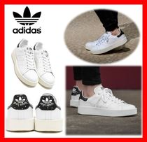 adidas STAN SMITH Platform Casual Style Platform & Wedge Sneakers