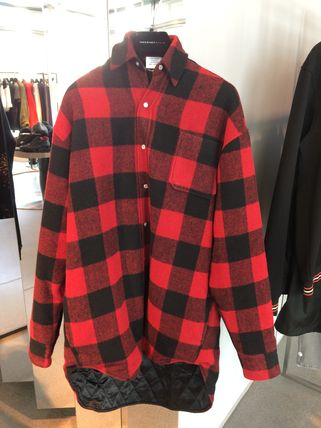 VETEMENTS Gingham Jackets