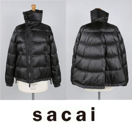 sacai Plain Down Jackets