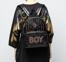 BOY LONDON Casual Style Street Style 2WAY Backpacks