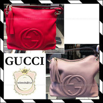 GUCCI Leather Handbags