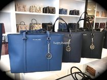 Michael Kors Saffiano Office Style Totes