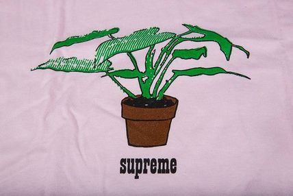 Supreme More T-Shirts Street Style Cotton Short Sleeves T-Shirts 7
