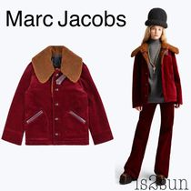 MARC JACOBS Casual Style Plain Oversized Jackets
