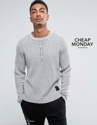 Pullovers Long Sleeves Knits & Sweaters