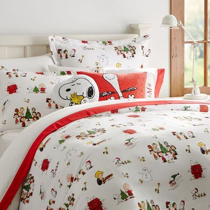 Collaboration Special Edition Comforter Covers Characters