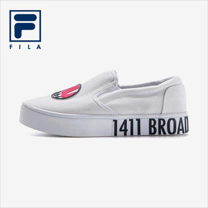 bc850316ca18 FILA Slip-On Shoes by CandyBox - BUYMA
