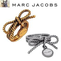 MARC JACOBS Costume Jewelry Casual Style Brass Rings