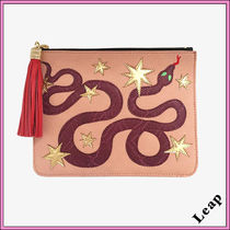 Poppy Lissiman Casual Style Other Animal Patterns Clutches