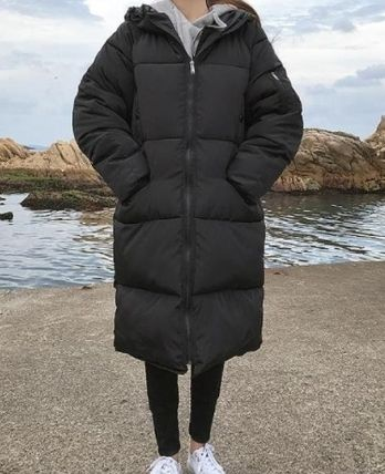 Down Jackets Long Oversized Down Jackets 3