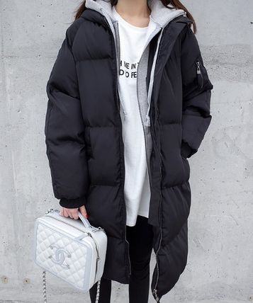 Down Jackets Long Oversized Down Jackets 6